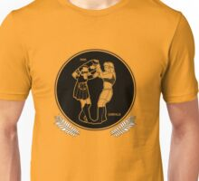Red Figure Xena & Gabrielle Unisex T-Shirt
