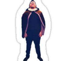 Bradley, the Wizard Sticker