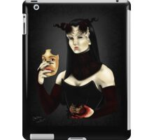 The Mask and the Heart iPad Case/Skin