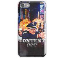 Content Cop - The Movie iPhone Case/Skin