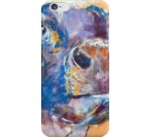 I'm Saying Nothing! iPhone Case/Skin