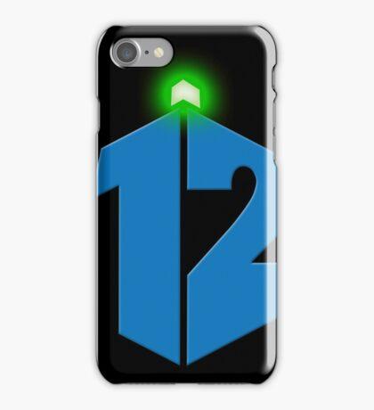 the 12th iPhone Case/Skin