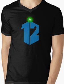the 12th Mens V-Neck T-Shirt
