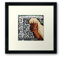 5000 Candles in the Wind Framed Print