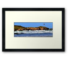 Anagry Beach, Co Donegal. 5 Framed Print