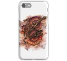 Allosaurus Fossil iPhone Case/Skin