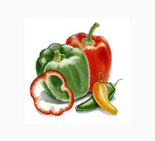 Bell Peppers And Jalapeno  Unisex T-Shirt