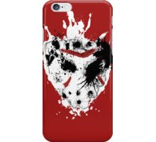 Crystal Lake Slasher iPhone Case/Skin