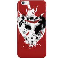 Crystal Lake Slasher iPhone Case/Skin