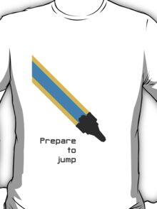 Prepare to jump (Explore) T-Shirt