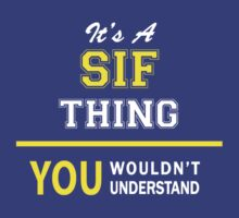 It's A SIF thing, you wouldn't understand !! by satro