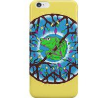 Frog-o-scope iPhone Case/Skin