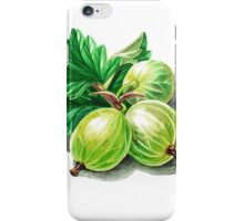 Gooseberry Bunch iPhone Case/Skin