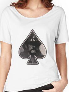 LEMMY KILMISTER Women's Relaxed Fit T-Shirt