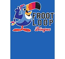 Fruit Loop Dingus Photographic Print