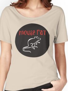 Mouse Rat Forever Women's Relaxed Fit T-Shirt