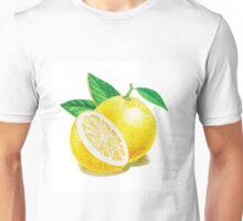 Yellow Grapefruit Unisex T-Shirt
