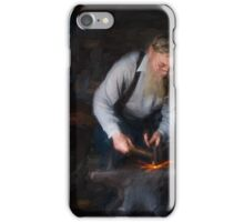 The Blacksmith iPhone Case/Skin