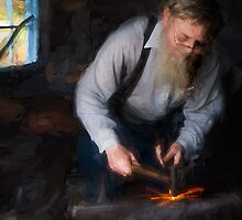 The Blacksmith by faczen