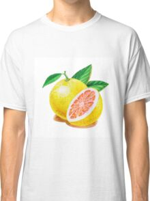 Ruby Red Grapefruit Classic T-Shirt