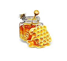 Honey by Irina Sztukowski