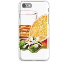 Whiskey Orange iPhone Case/Skin