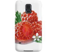 Raspberry Bunch Samsung Galaxy Case/Skin