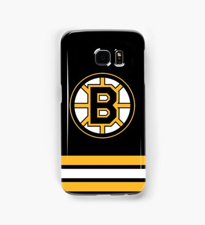 Boston Bruins Samsung Galaxy Case/Skin