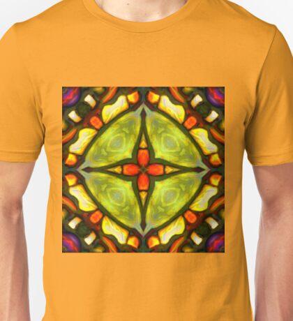 Art Deco Cross Unisex T-Shirt