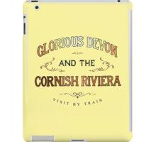 Cornish Riviera iPad Case/Skin