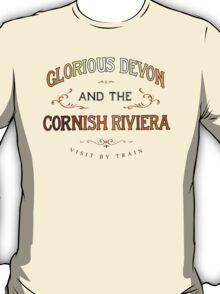 Cornish Riviera T-Shirt