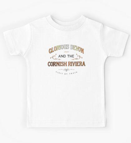 Cornish Riviera Kids Tee