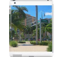 CHOICE OF PATHS iPad Case/Skin