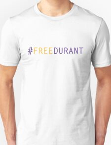 Free Durant - Lakers Edition T-Shirt