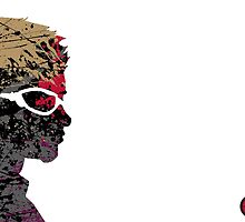 "A Splash of Heroism: ""Hawkeye"" by Ryan Rydalch"
