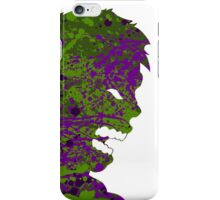 "A Splash of Heroism: ""Hulk"" iPhone Case/Skin"