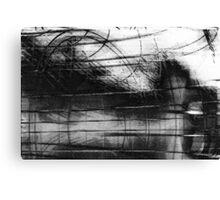 Residuum Canvas Print