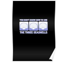 The Three Seashells Poster