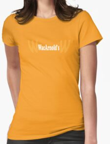 WacArnold's T-Shirt Womens Fitted T-Shirt