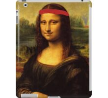 Bearded Lisa iPad Case/Skin