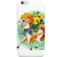 Linkachu Ponyta iPhone Case/Skin