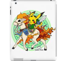 Linkachu Ponyta iPad Case/Skin