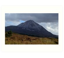 Mount Errigal, Co. Donegal Art Print
