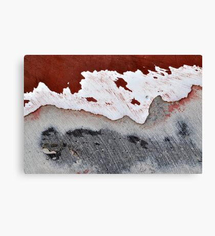 The Red Sea Canvas Print
