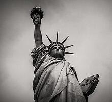 Statue Of Liberty by NathanGordon