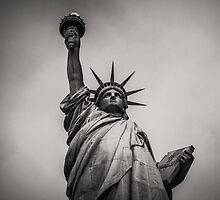 Statue Of Liberty by Nathan Gordon