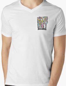 5SOS Logo- Tie Dye Mens V-Neck T-Shirt
