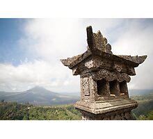 Gunung Batur Photographic Print