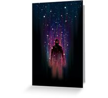 Lord of Stars Greeting Card