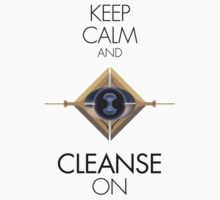Cleanse On T-Shirt